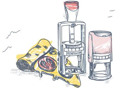 Изготовление печатей и штампов ОНЛАЙН